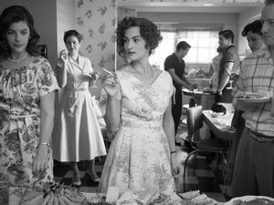 Madeleine Péloquin joue la femme de Jean Béliveau dans une nouvelle série sur Historia