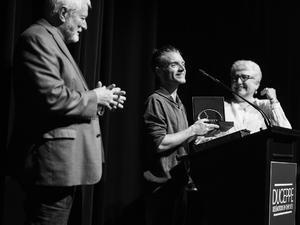 Sébastien René remporte 2 prix lors de la première édition des prix Duceppe!
