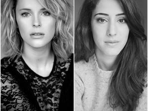 Charlotte Aubin et Nathalie Doummar sont finalistes des Espoirs du cinéma québécois 2017!