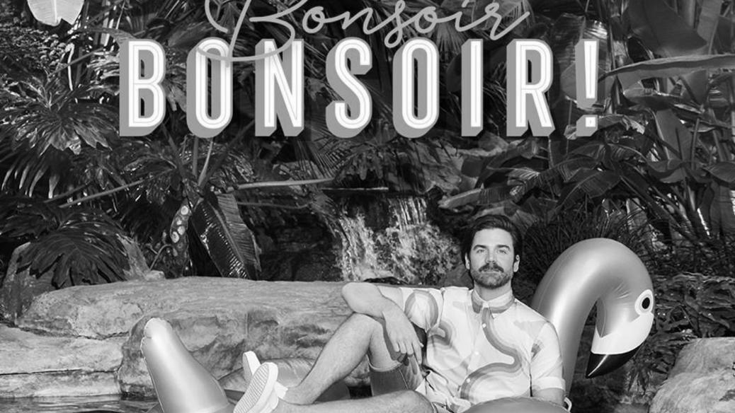 Jean-Philippe Wauthier anime le talk-show Bonsoir Bonsoir pour la saison estivale