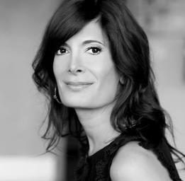 Anne-Marie Cadieux  Photo: Julie Perreault