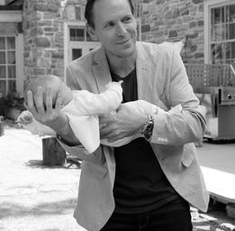 Stéphane Demers  Photo tirée du téléroman O'