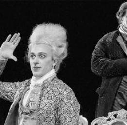 Benoit McGinnis  Dans Amadeus
