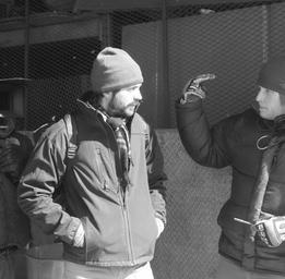 Charles-Olivier Michaud  Sur le plateau de Snow&Ashes