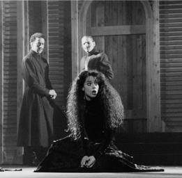 Isabelle Cyr  Dans Ophélie
