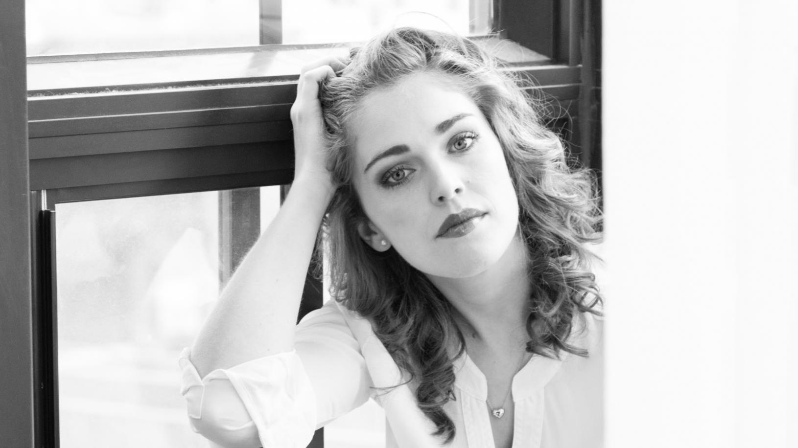 Dominique Laniel  Photo: Katrine Couvrette - Maquillage: Solanchilla Bonilla