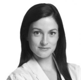 Madeleine Péloquin  Photo tirée de la série Trauma diffusée à Radio-Canada