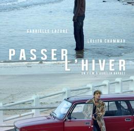 Gabrielle Lazure  Affiche du film Passer l'hiver